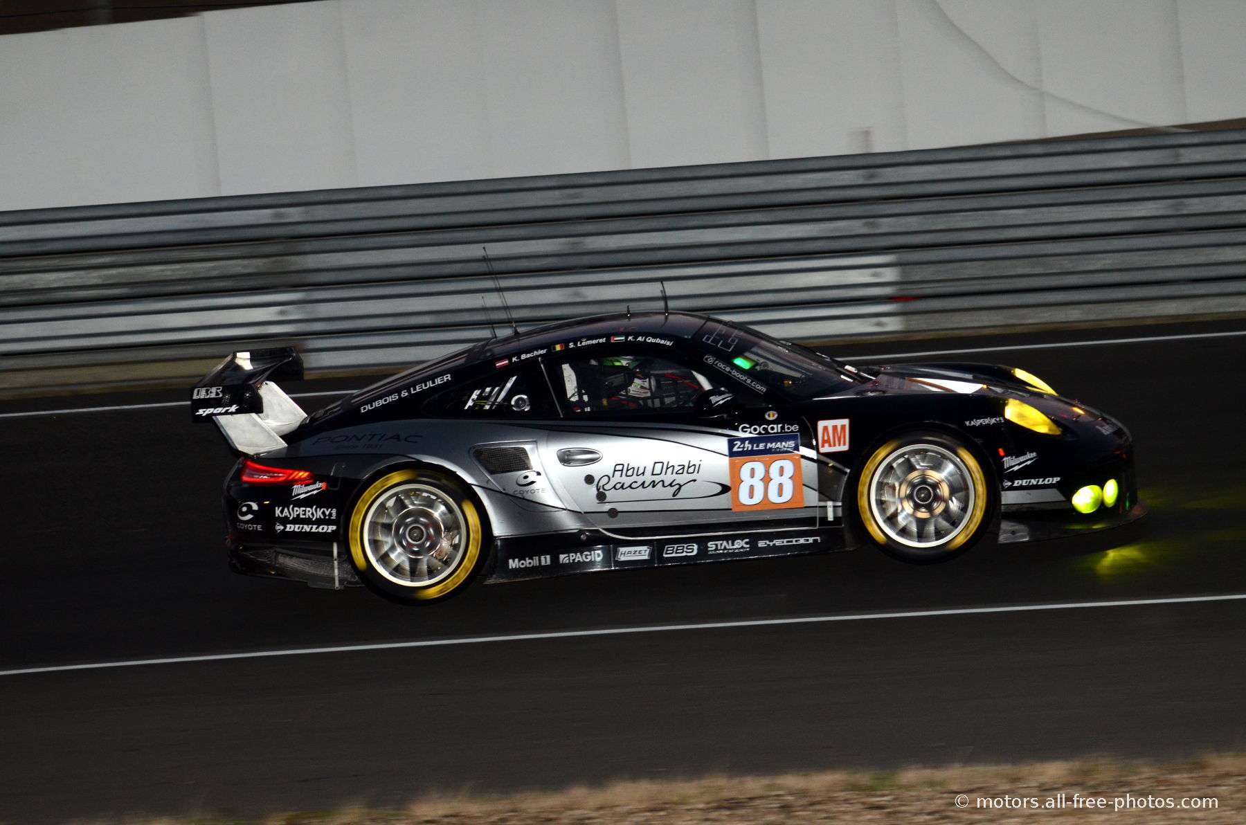 Porsche 911 RSR - Team Proton Competition