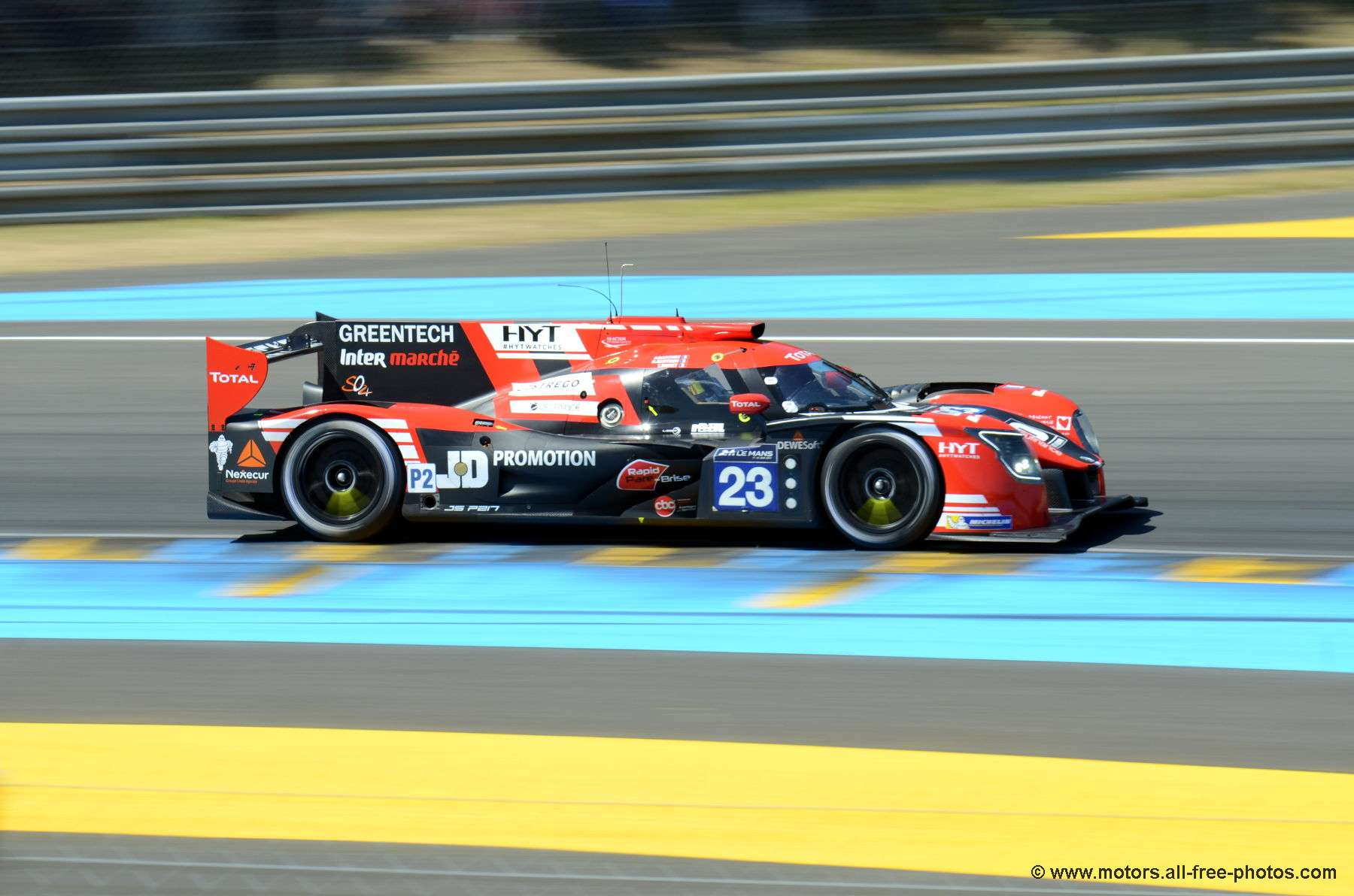 Ligier JSP217-Gibson - Team Panis Barthez Competition
