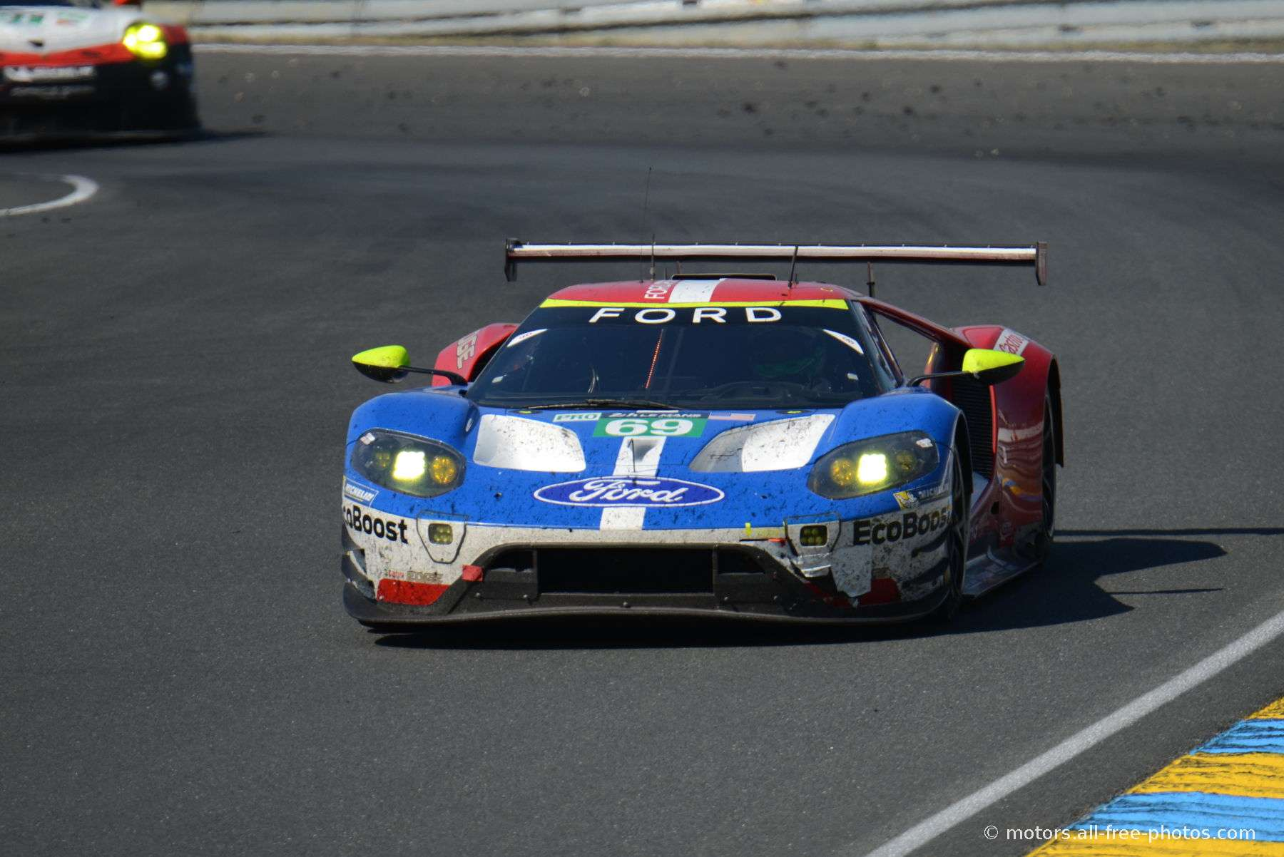 Ford GT - Team Ford Chip Ganassi USA