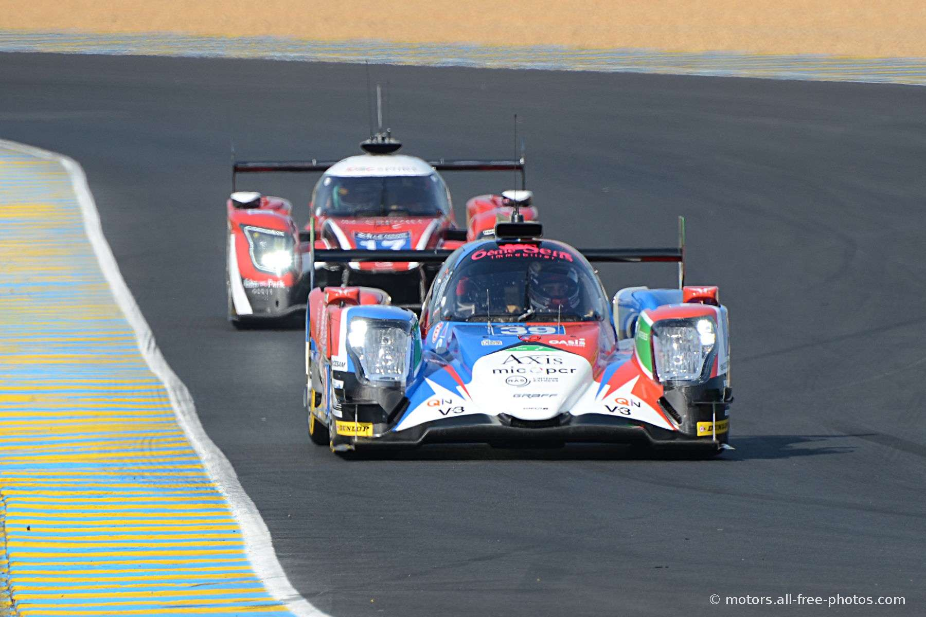 Oreca 07-Gibson - Team Graff