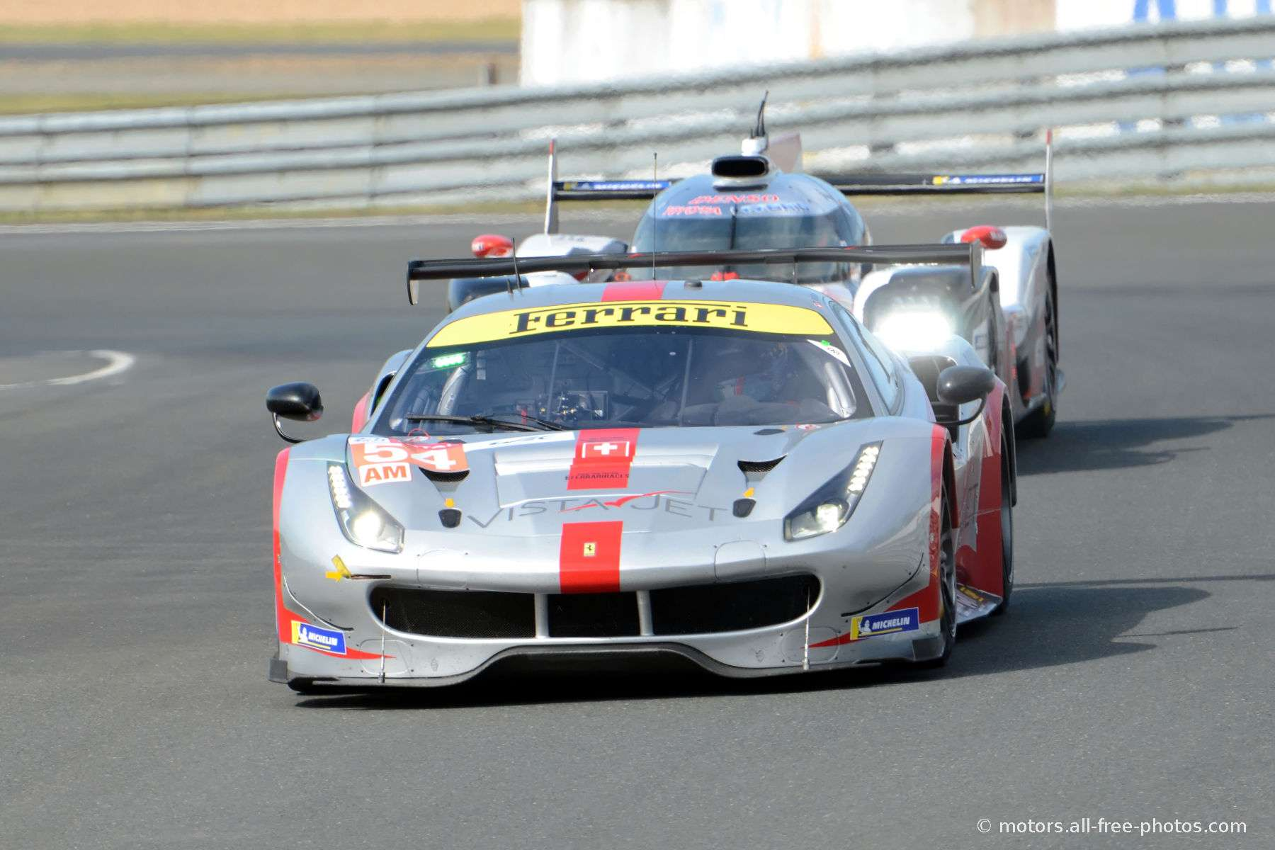 Ferrari 488 GTE - Team Spirit of Race