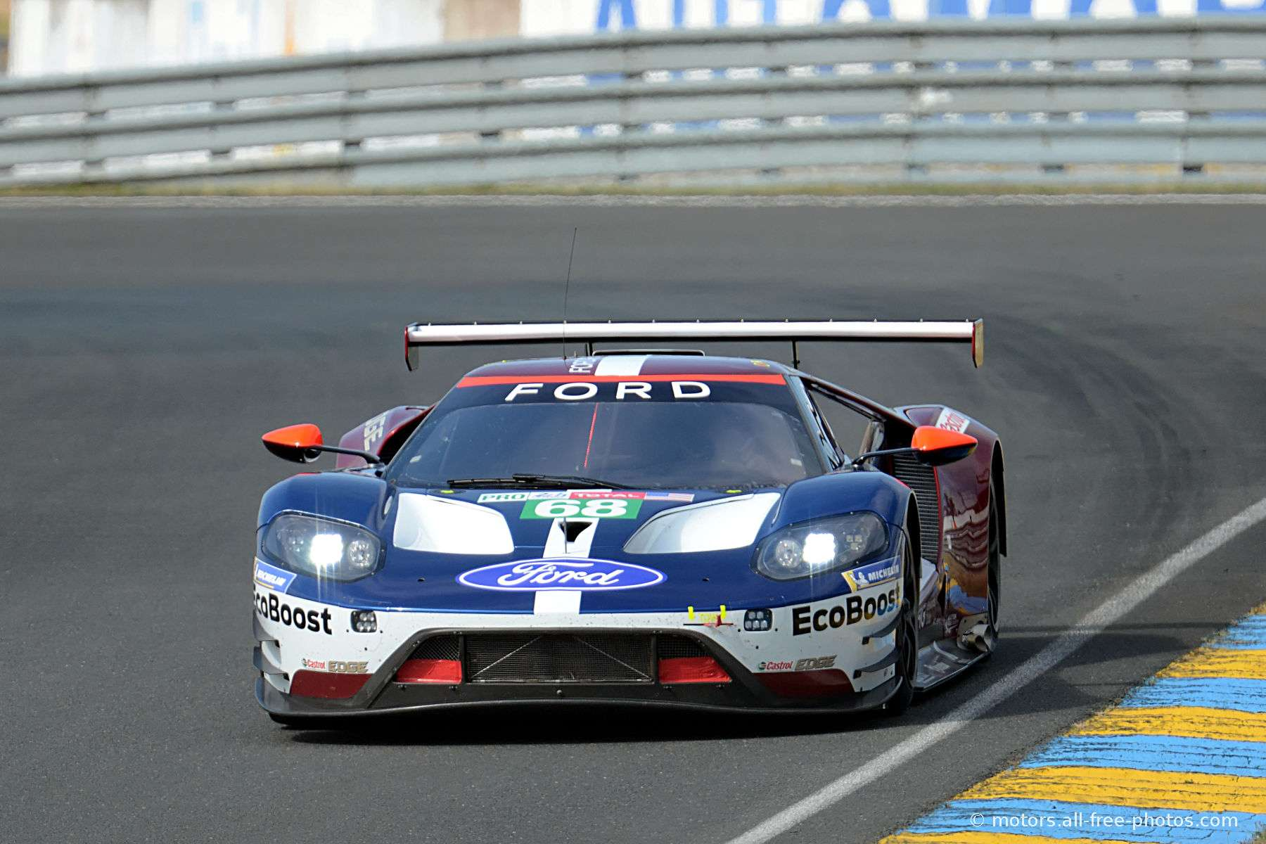 Ford GT - Ford Chip Ganassi Team USA