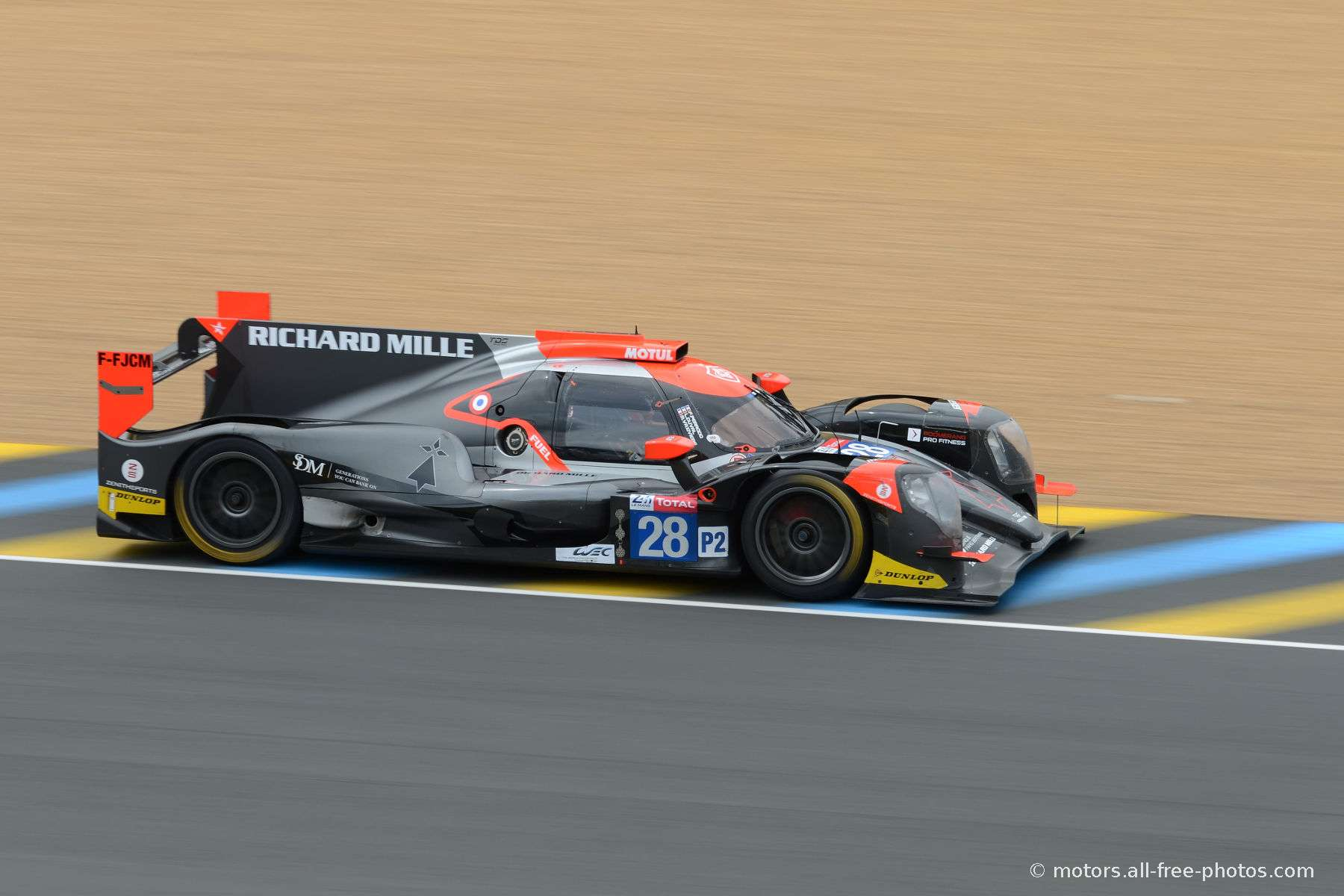 Oreca 07-Gibson - Team TDS Racing