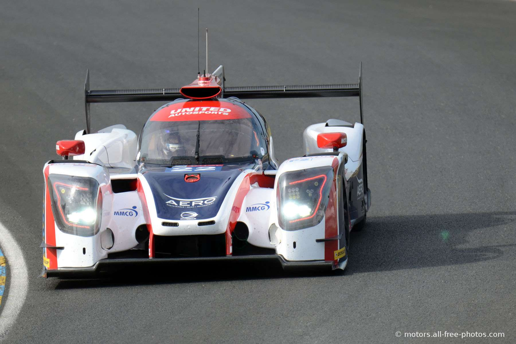Ligier JSP217-Gibson - Team United Motorsport