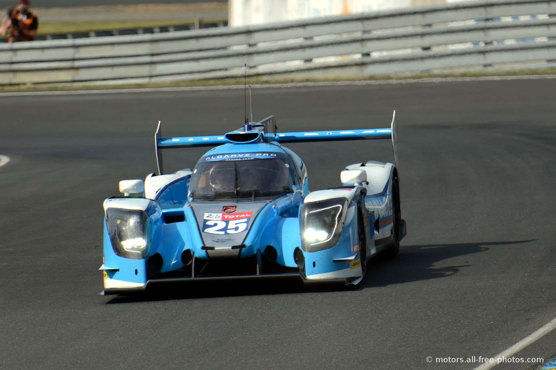 Ligier JSP217-Gibson - Team Algarve Pro Racing