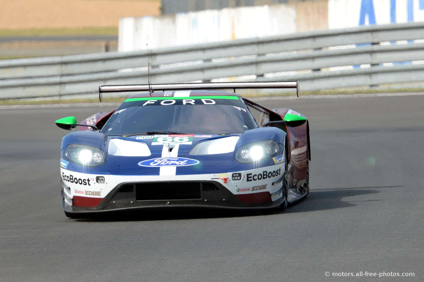 Ford GT - Ford Chip Ganassi Team UK