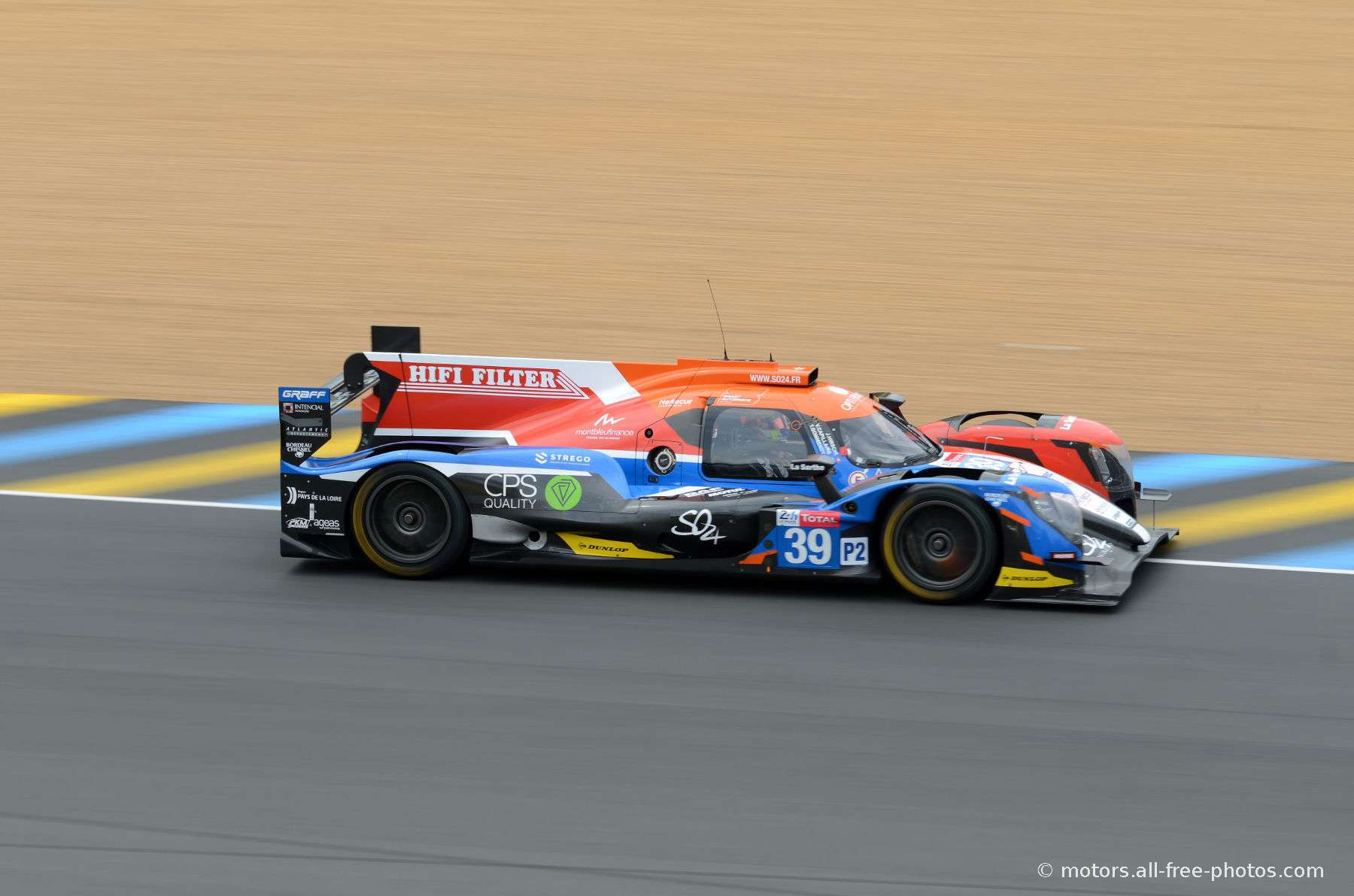 Oreca 07-Gibson - Team Graff SO24