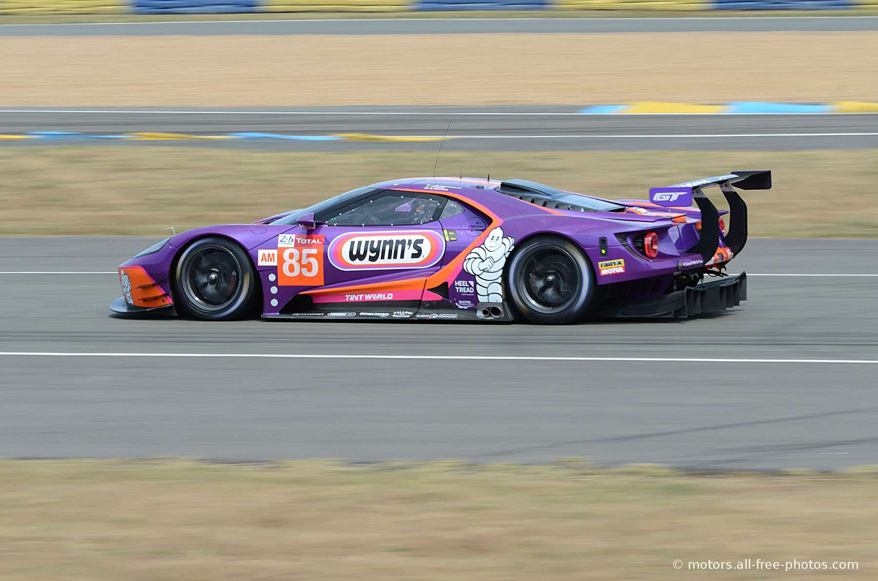 Ford GT - Team Keating Motorsport