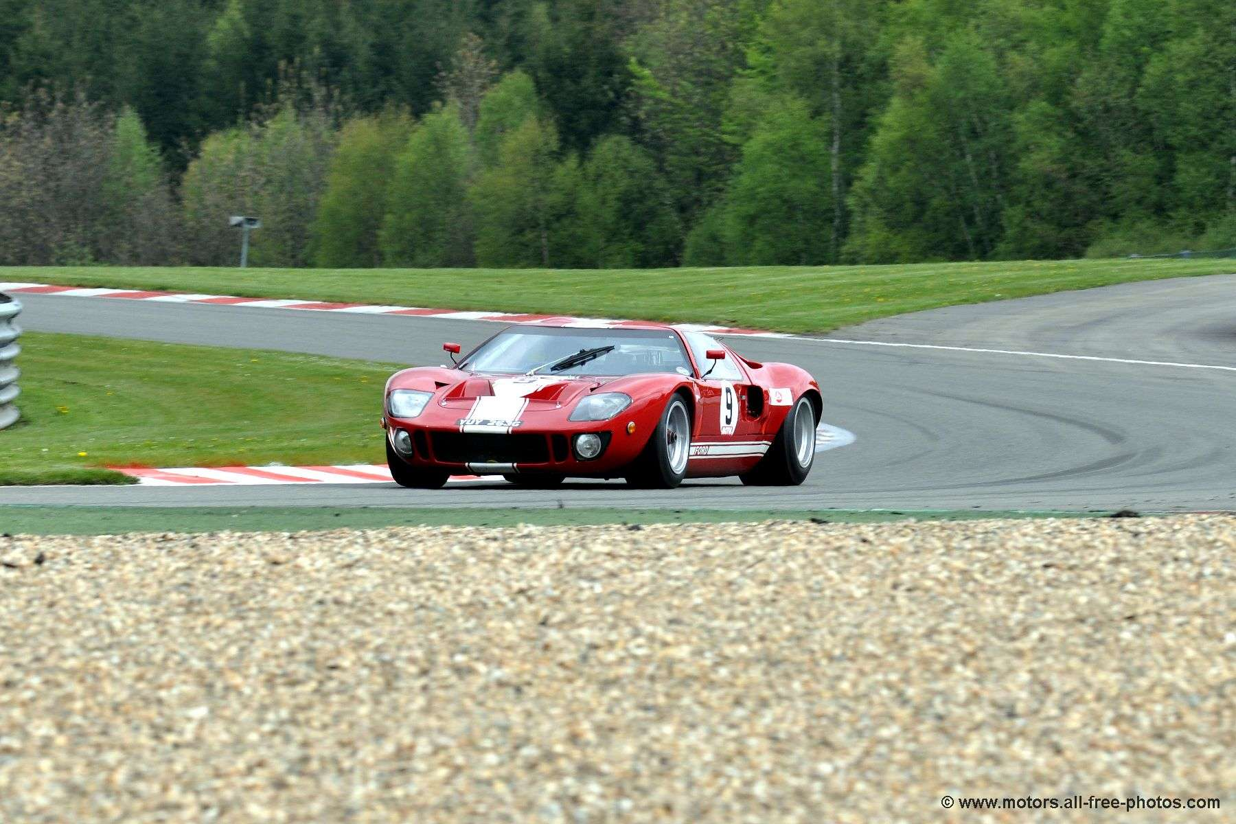 GT1 -  Ford GT40