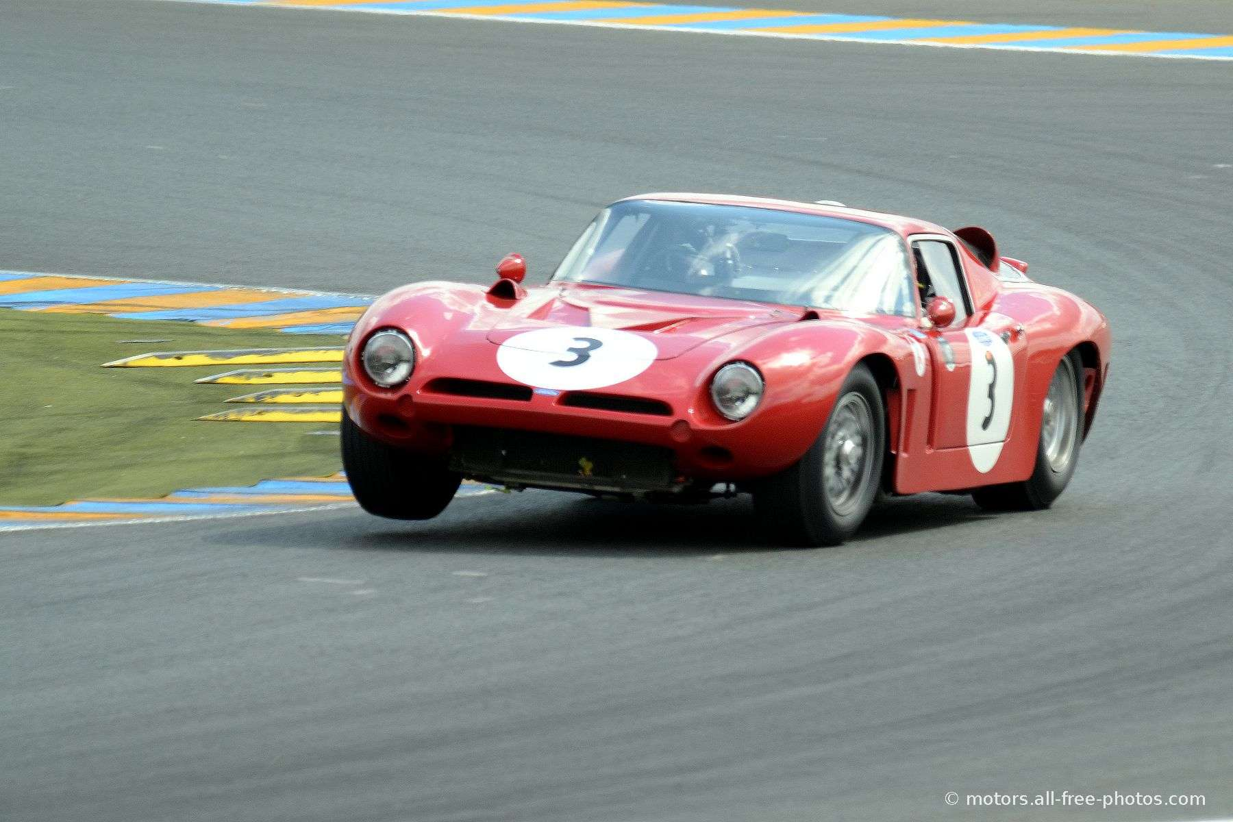 ISO Bizzarrini A3C Corsa 1965