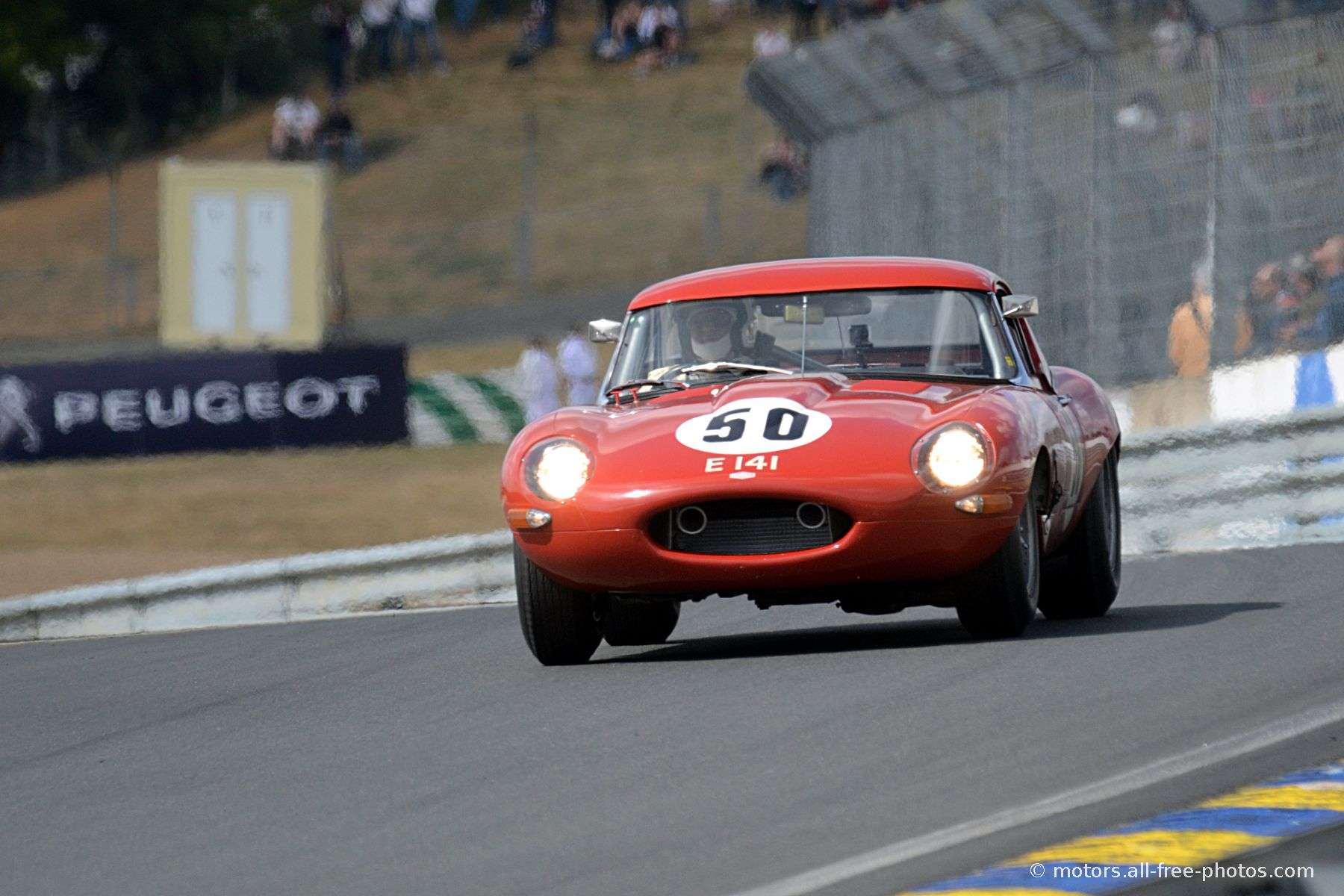 Jaguar E-type 1963