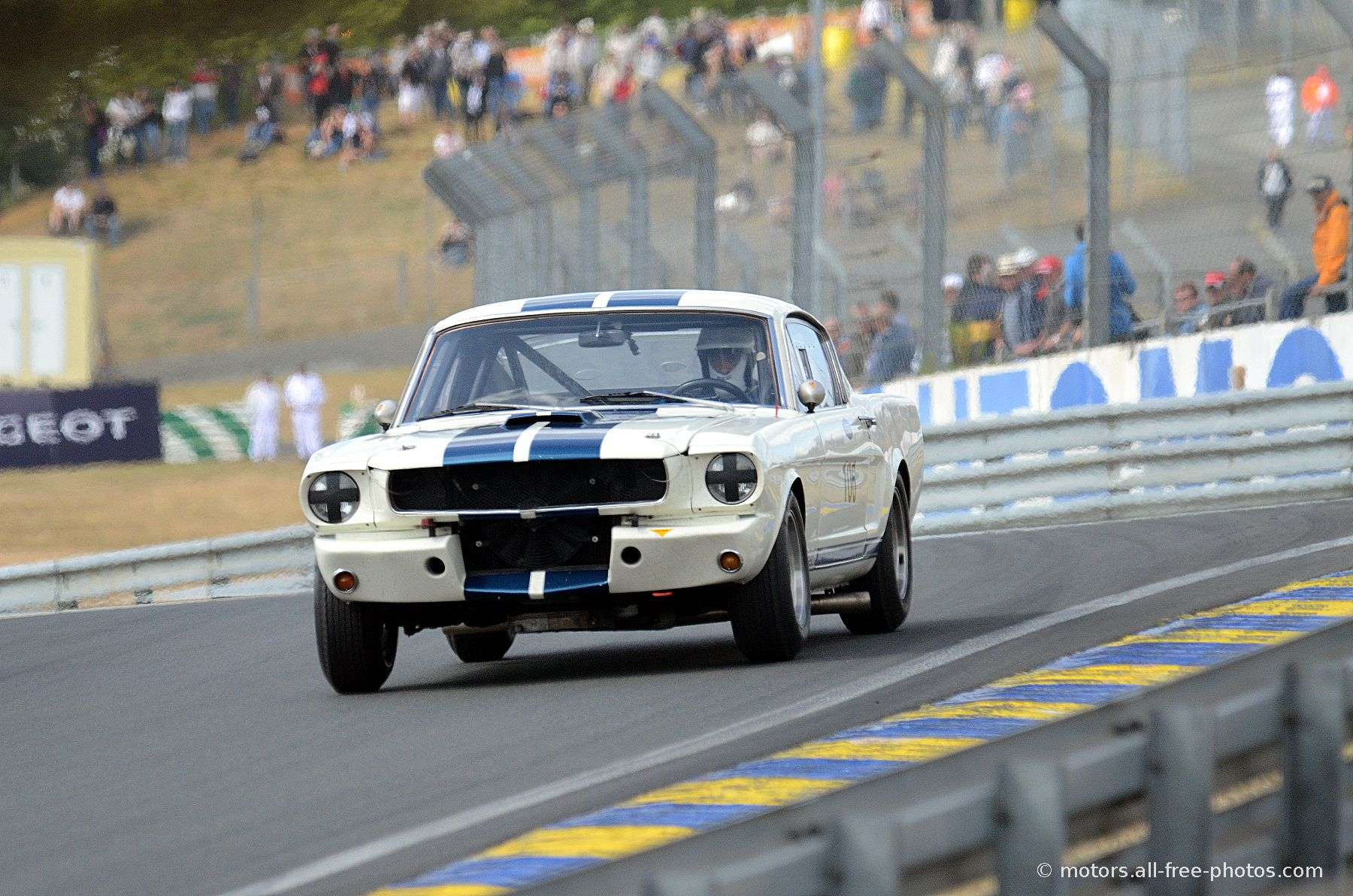 Shelby Mustang 350GT 1966