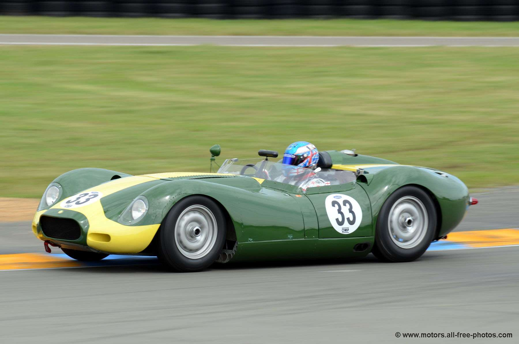 Jaguar Knobbly 1959