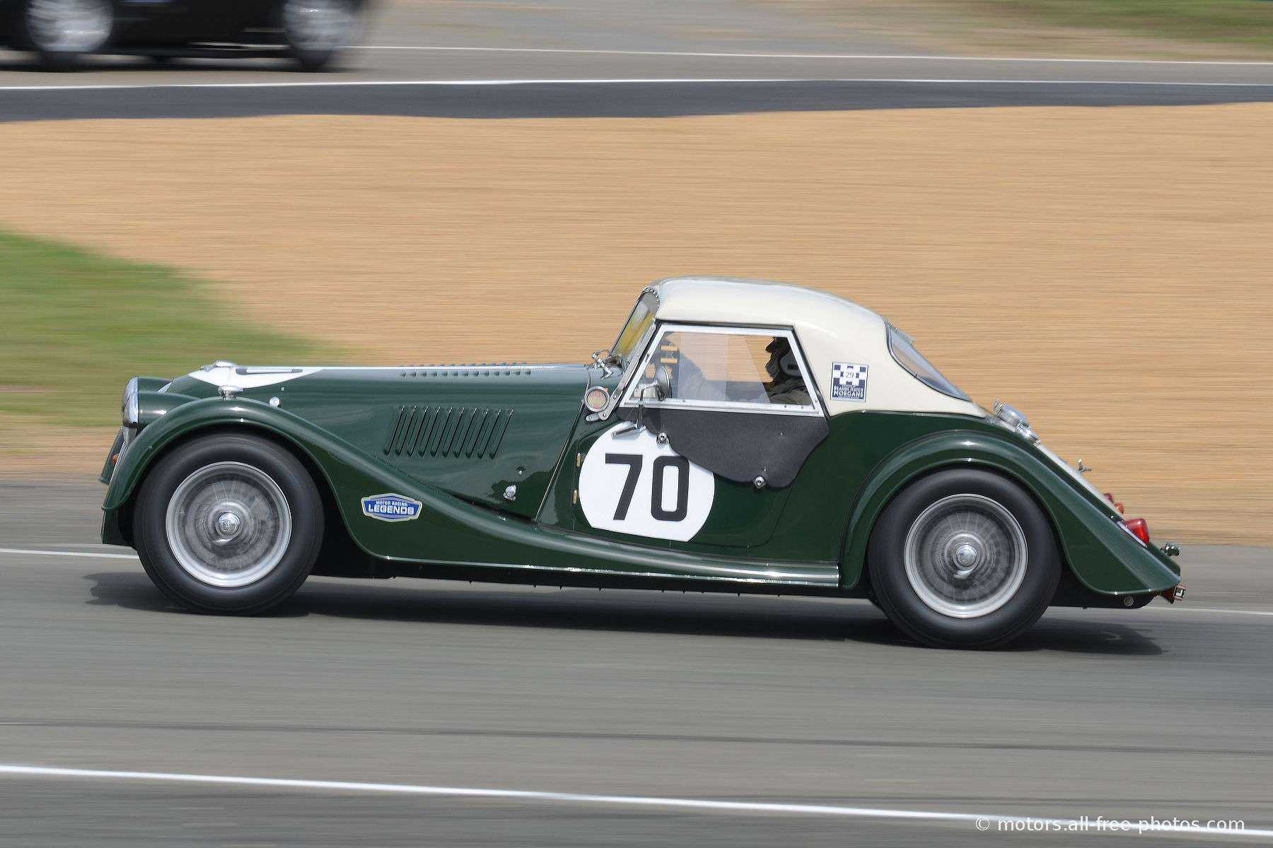 Morgan +4 Supersports 1962