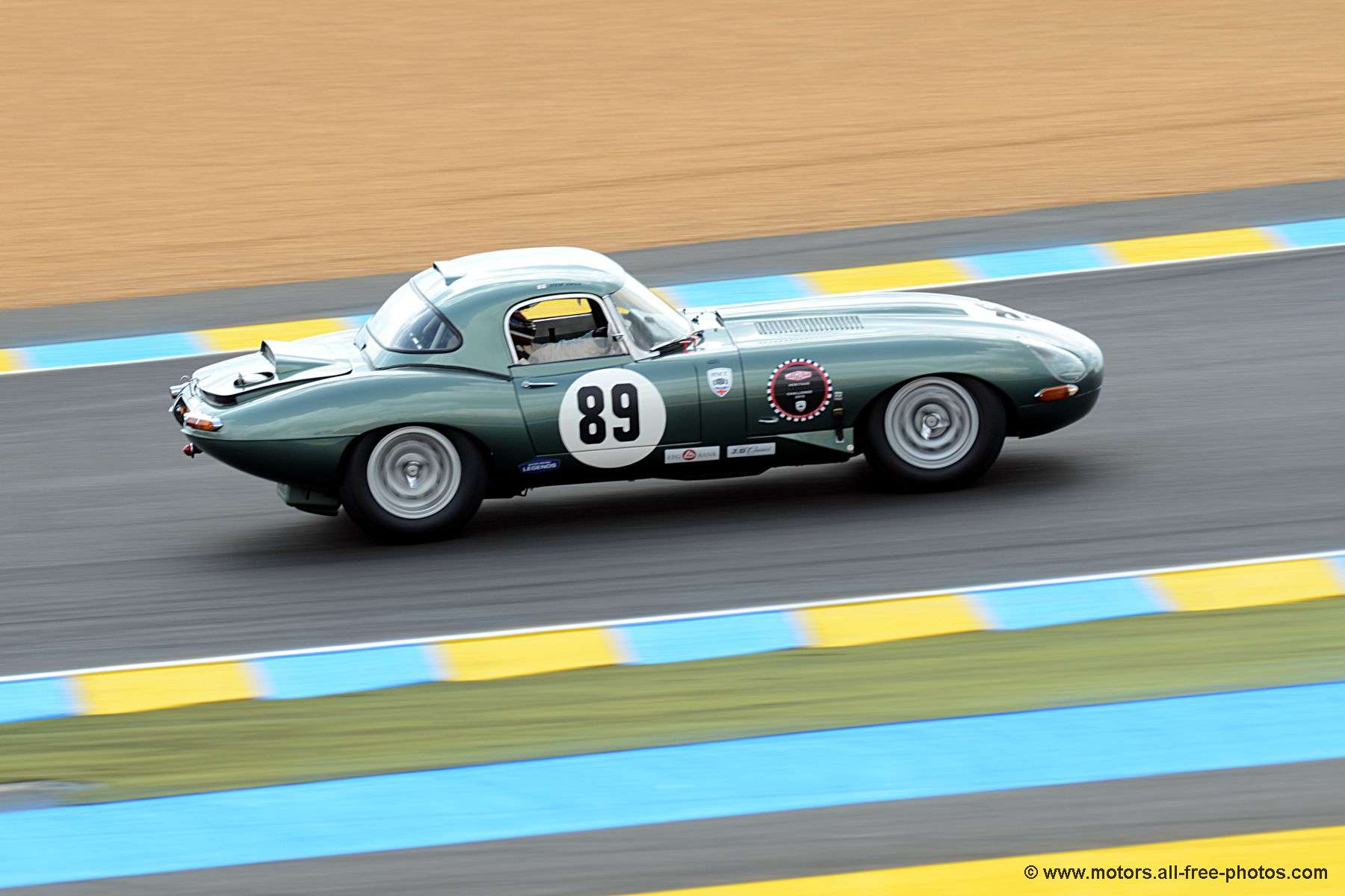 Jaguar E-Type Semi-Lightweight 1965