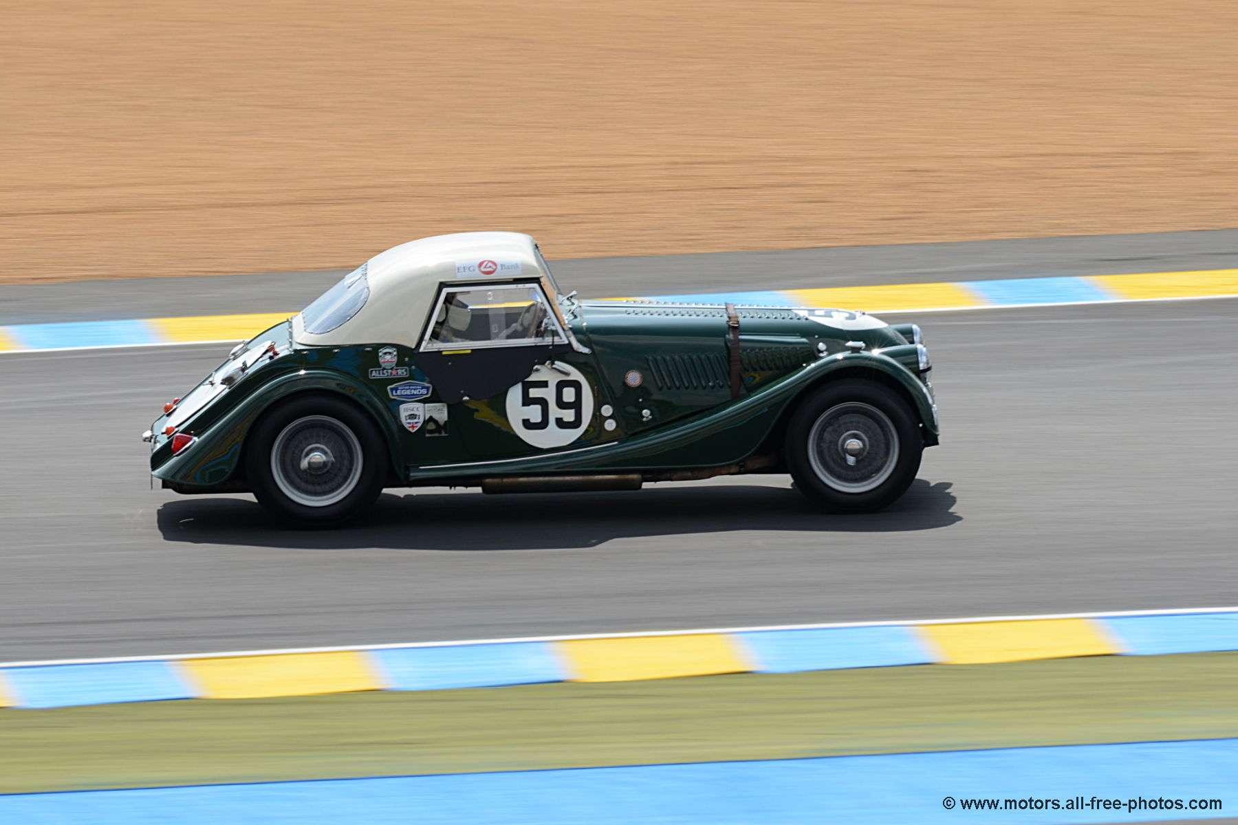 Morgan Plus 4 Supersport 1962