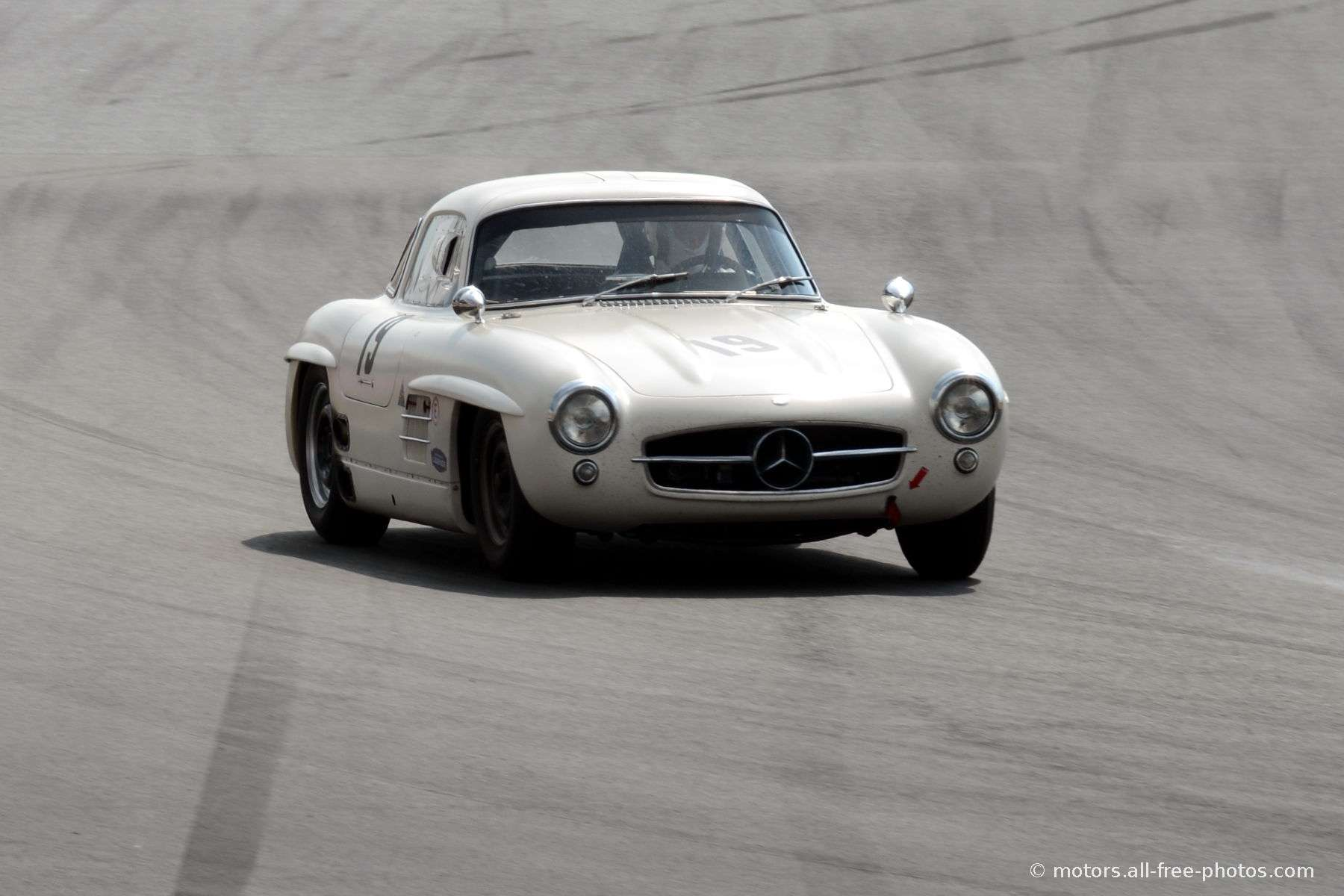 Mercedes 300M Gullwing 1955