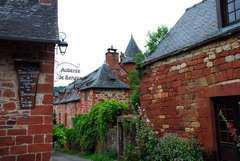 Collonges la Rouge - France