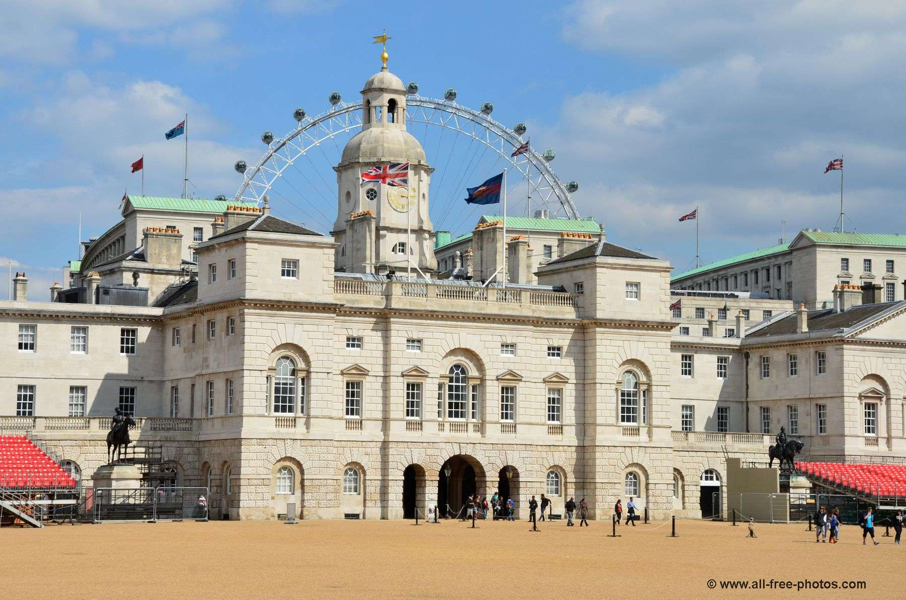 Horse Guards Headquarter - Londres - Reino Unido