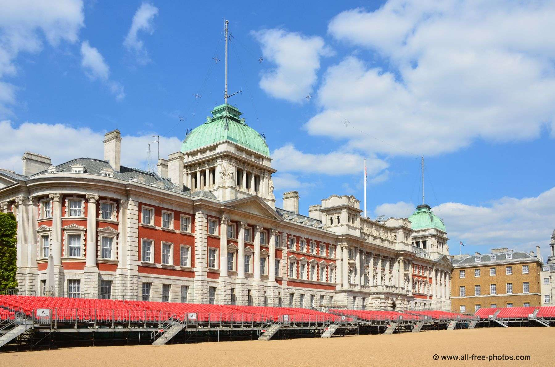 Horse Guards Headquarter - Londres - Royaume Uni