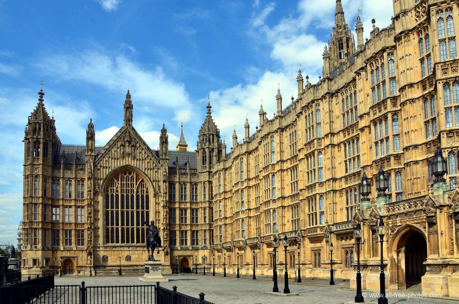 Photo: Westminster palace London United Kingdom