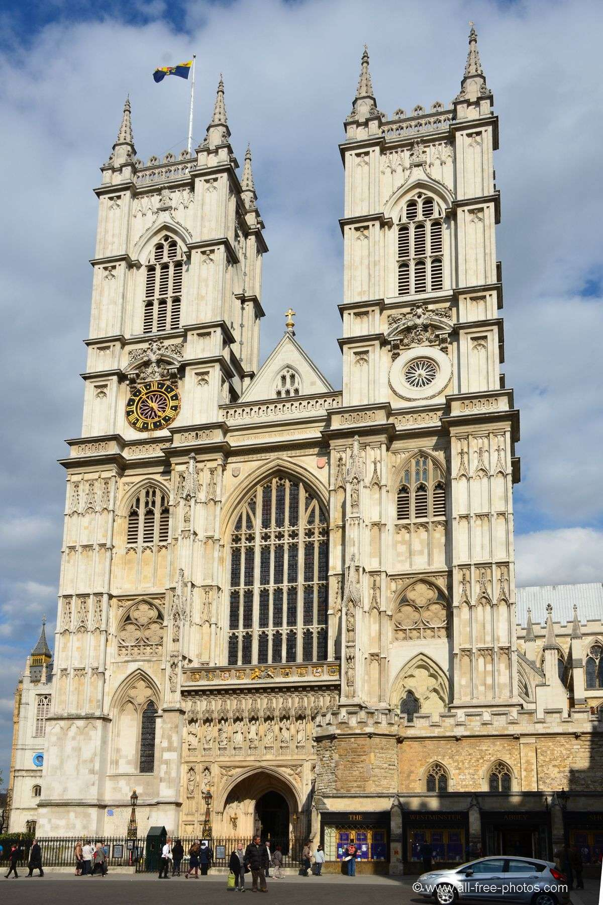 Westminster Abbey - London - United Kingdom