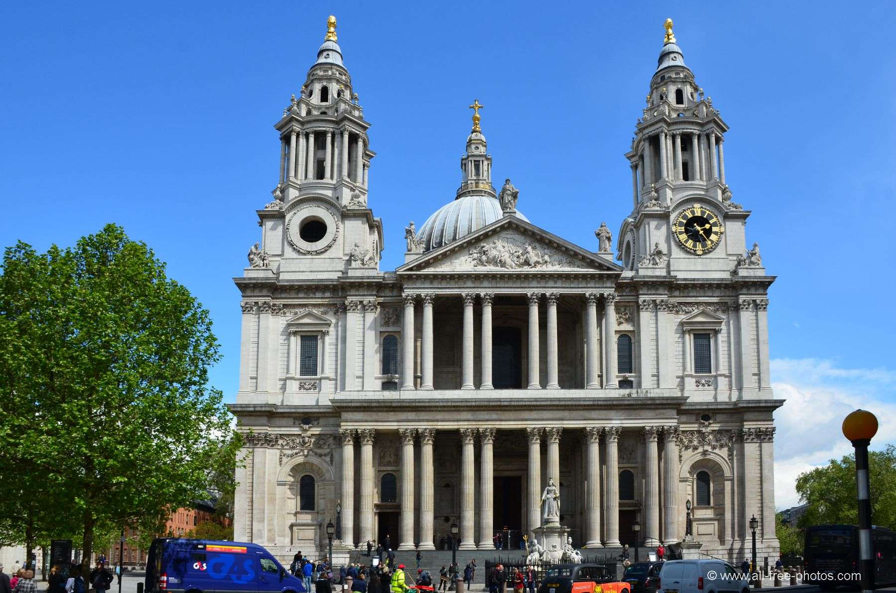 Saint Paul's cathedral - London - United Kingdom