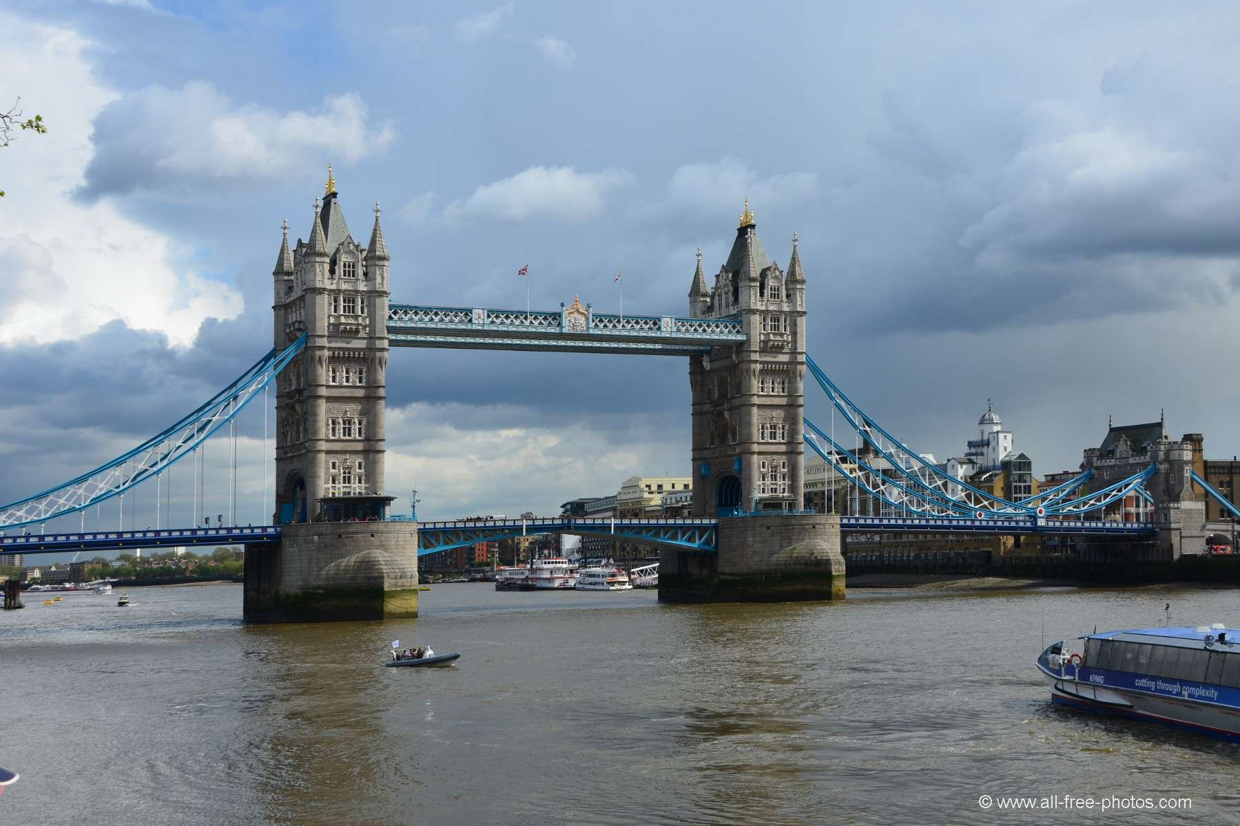London United Kingdom  city pictures gallery : Photo: Tower bridge London United Kingdom