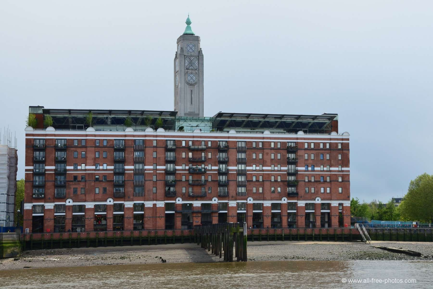 Home Galleries Towns and villages London OXO tower   London