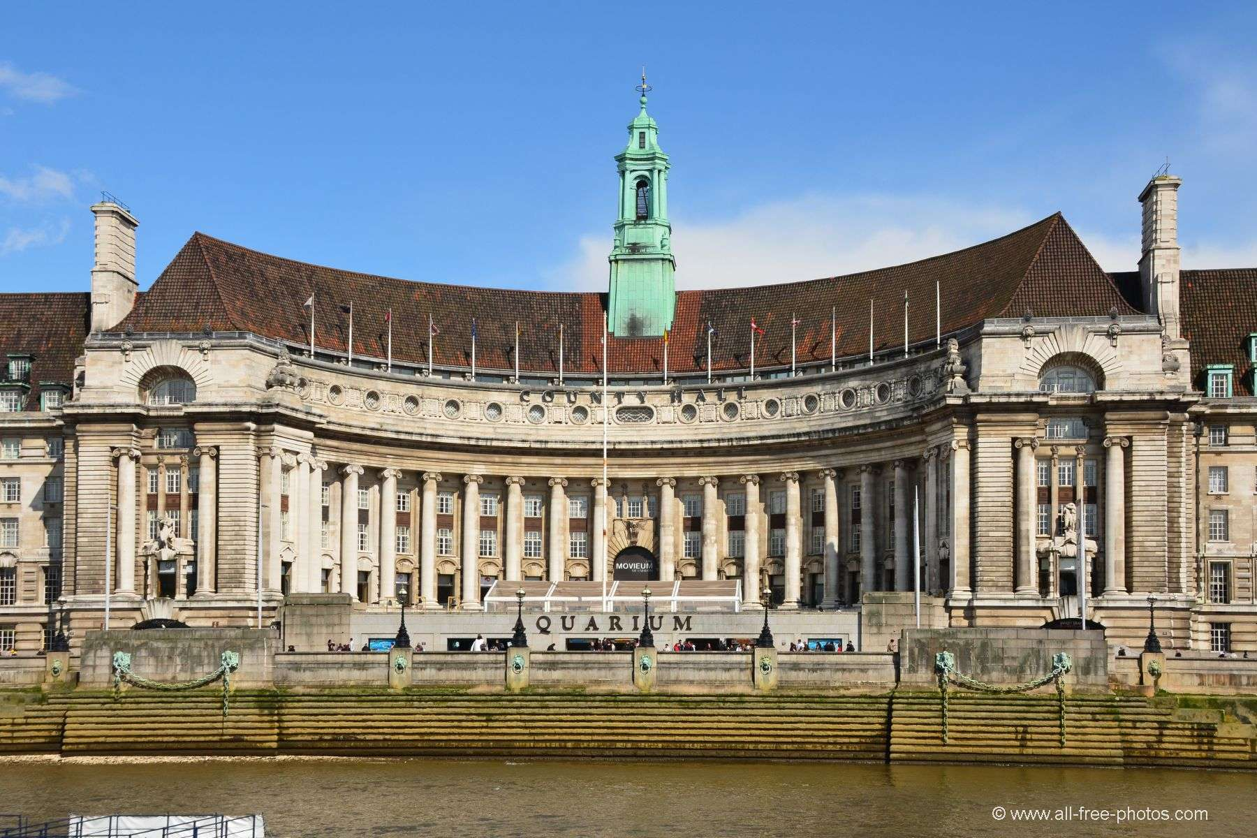 County Hall - London - United Kingdom