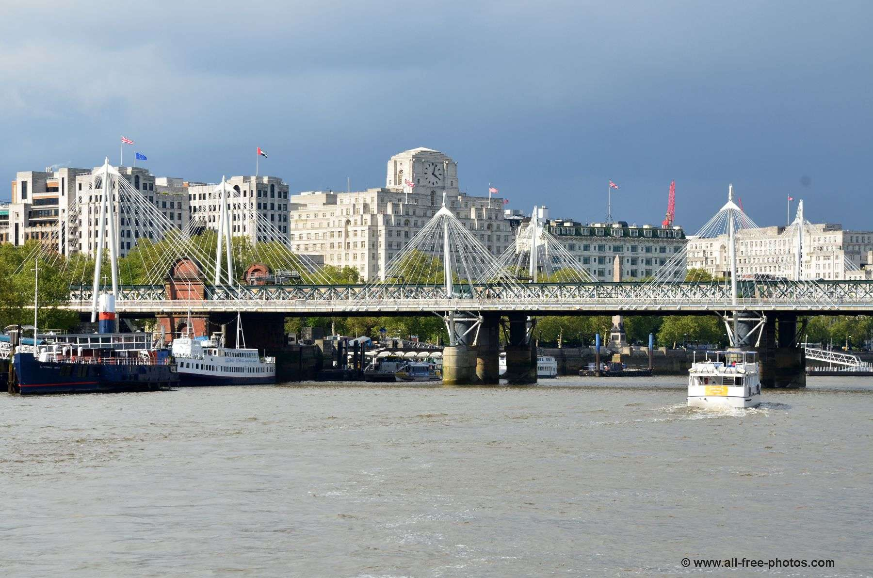 The Thames - London