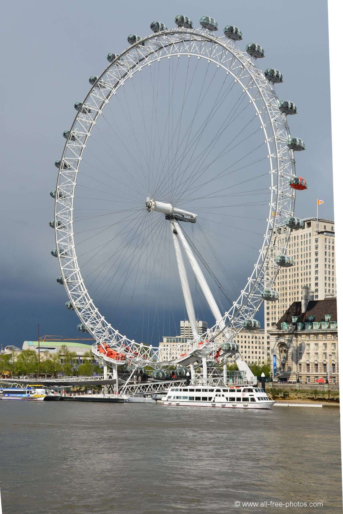 London Eye - London - United Kingdom