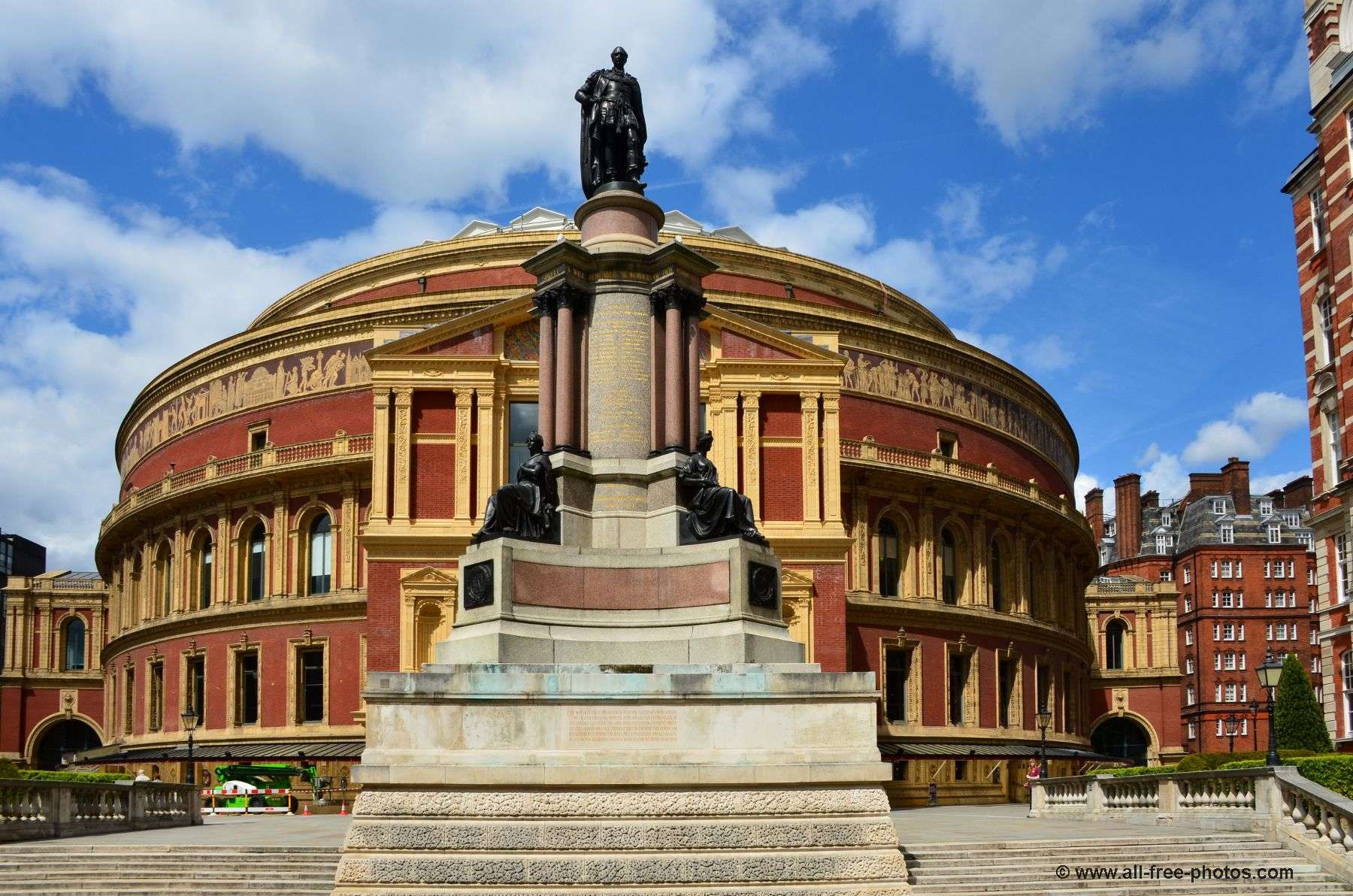 Royal Albert Hall - Londres - Reino Unido