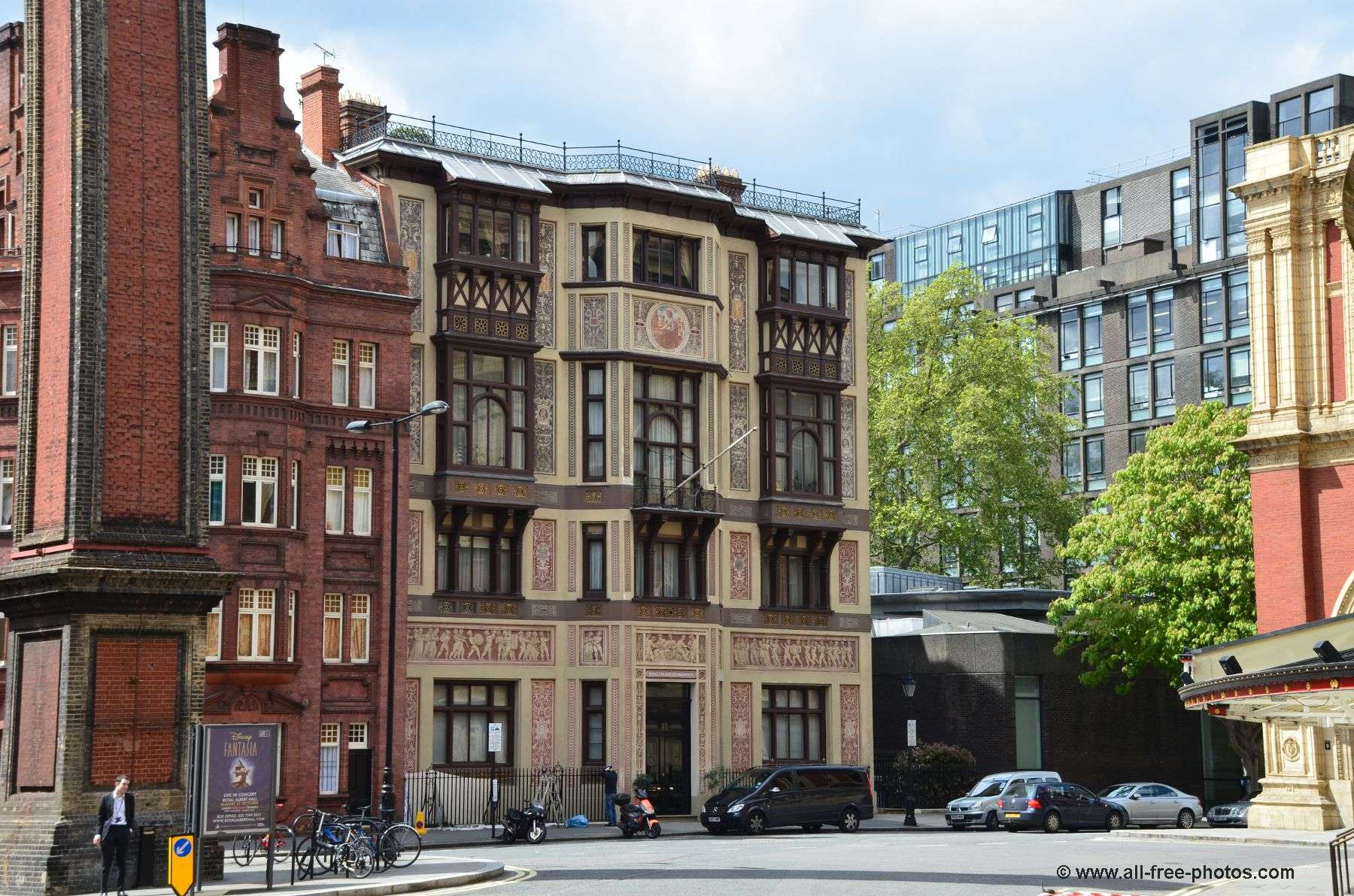 Royal College of Organists - Londres - Royaume Uni