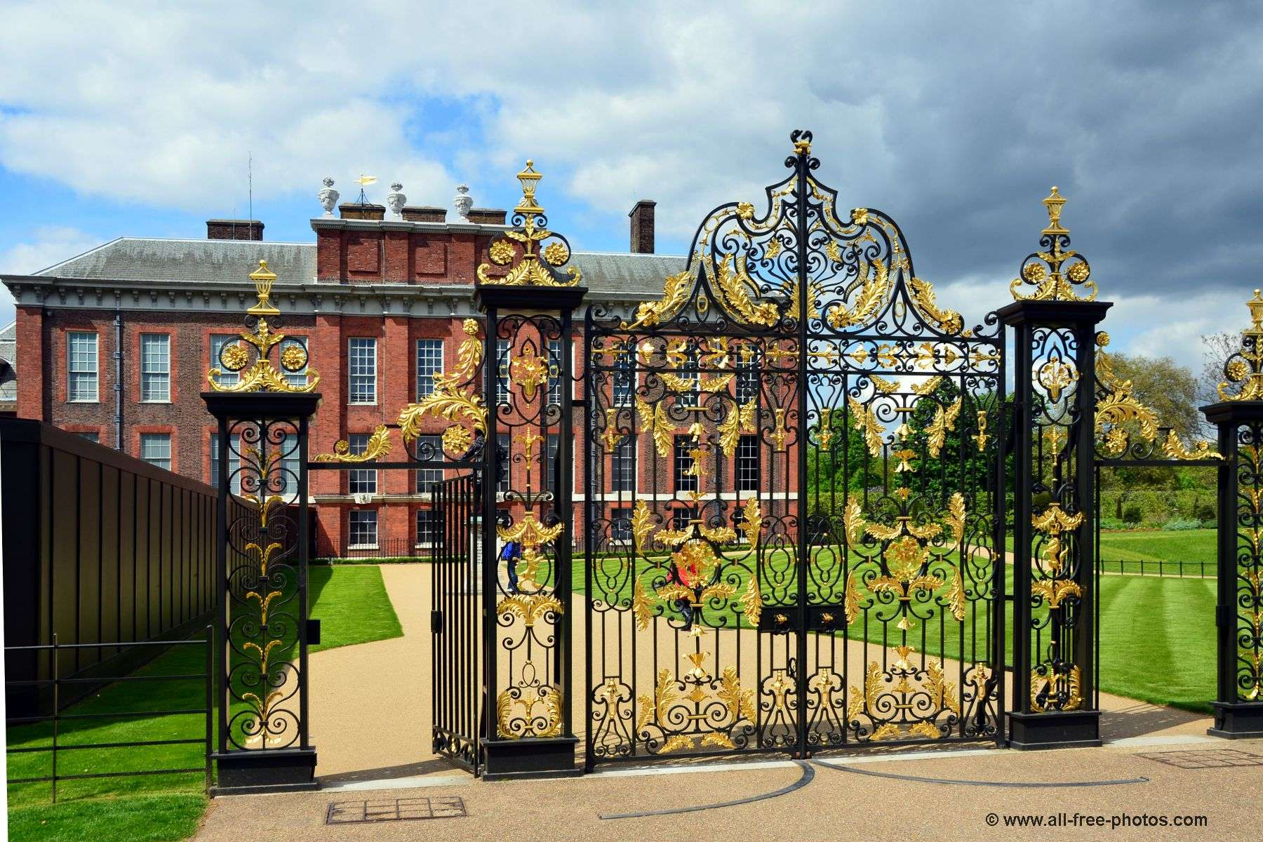 Kensington Palace - London - United Kingdom