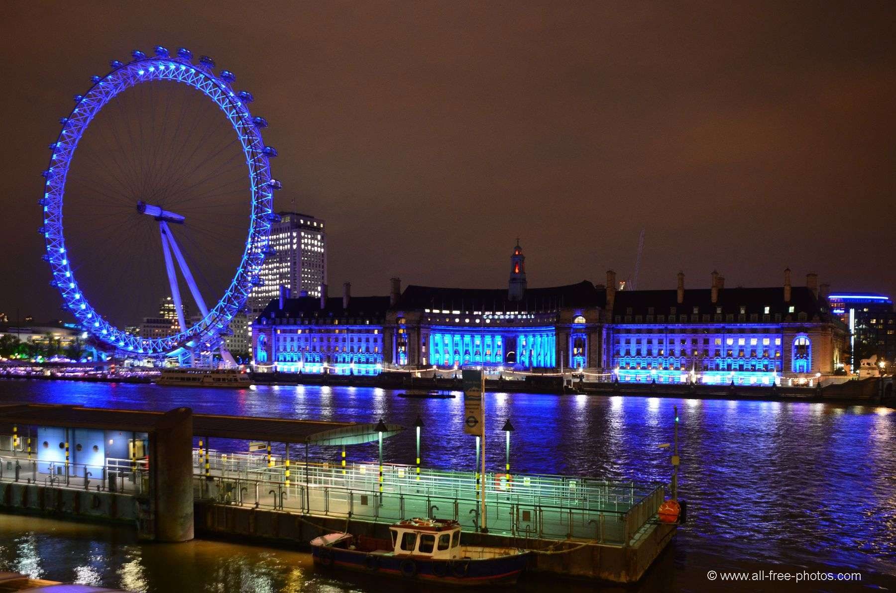 London Eye - Londres - Reino Unido