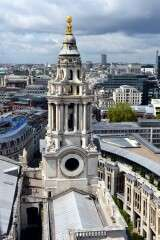 Roofs of London - United Kingdom