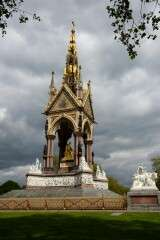 Albert Memorial - London - United Kingdom
