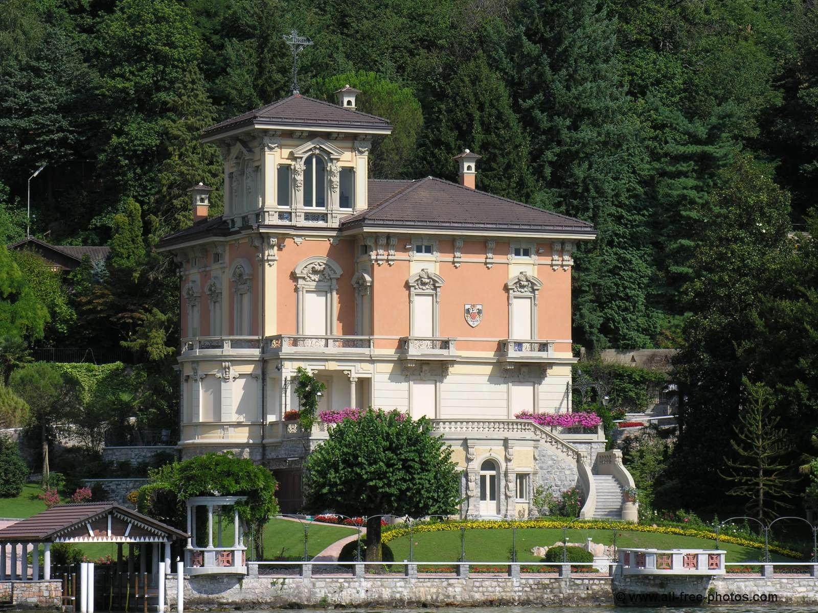Villa - Lugano Lake - Switzerland