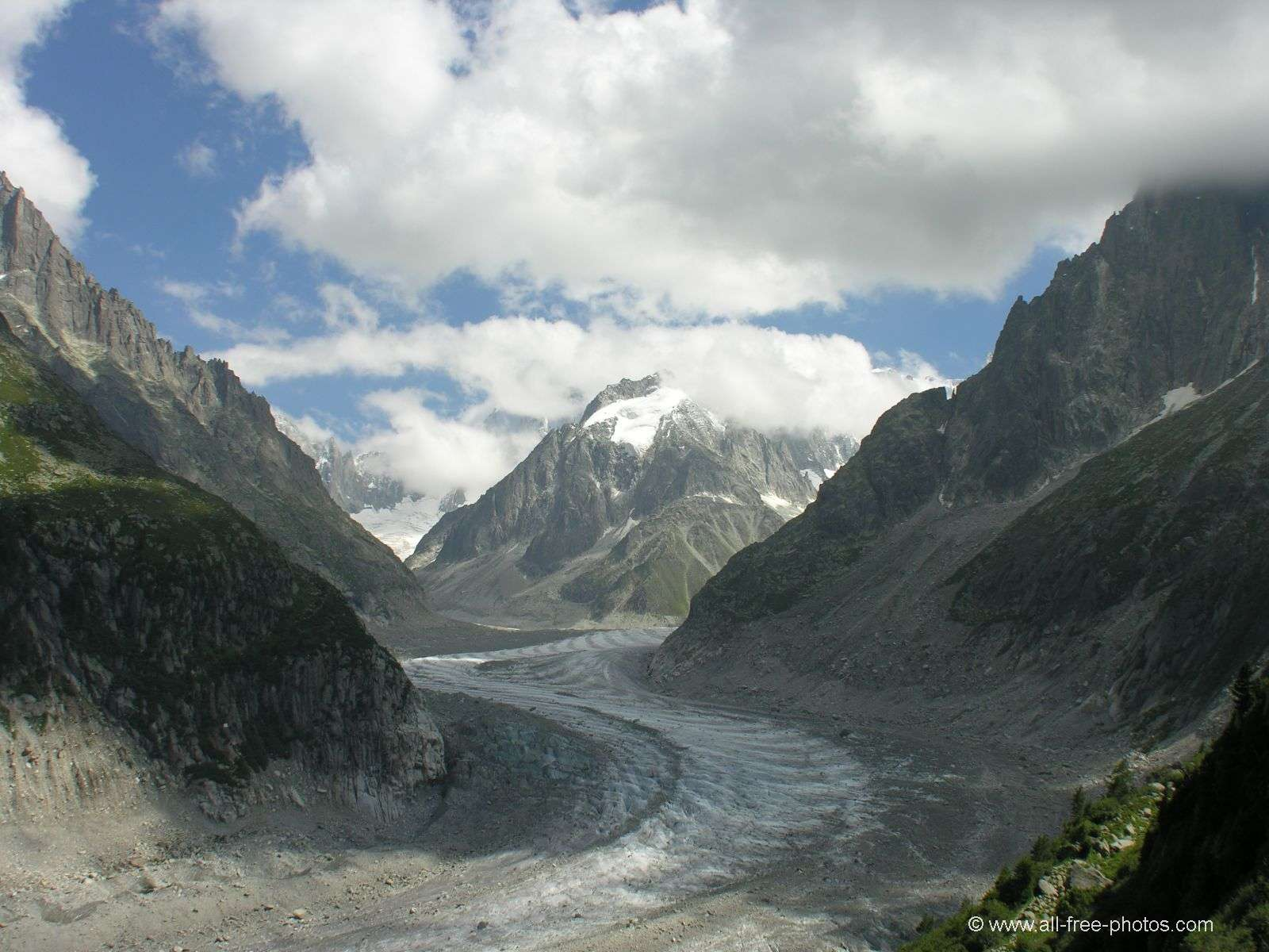 home galleries mountains chamonix valley the mer de glace chamonix