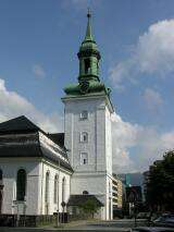 Nykirken church -  Bergen - Norway