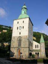 Domkirken church - Bergen - Norway