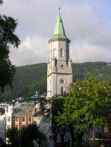 St. Paul church - Bergen - Norway