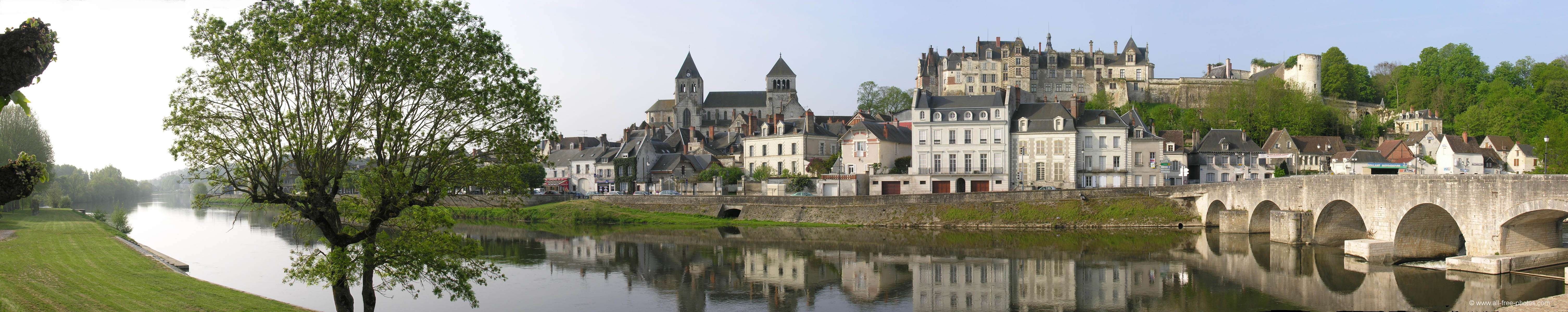 The Cher - Saint Aignan sur Cher - France