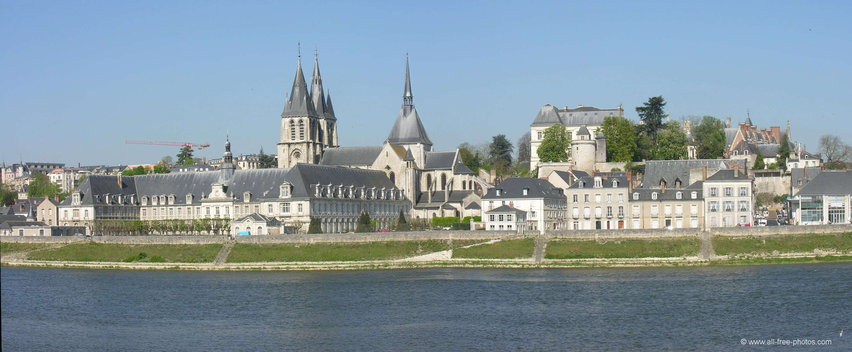 Blois France  city photo : ... and Cher valleys Panoramics: Blois France The Loire Blois France