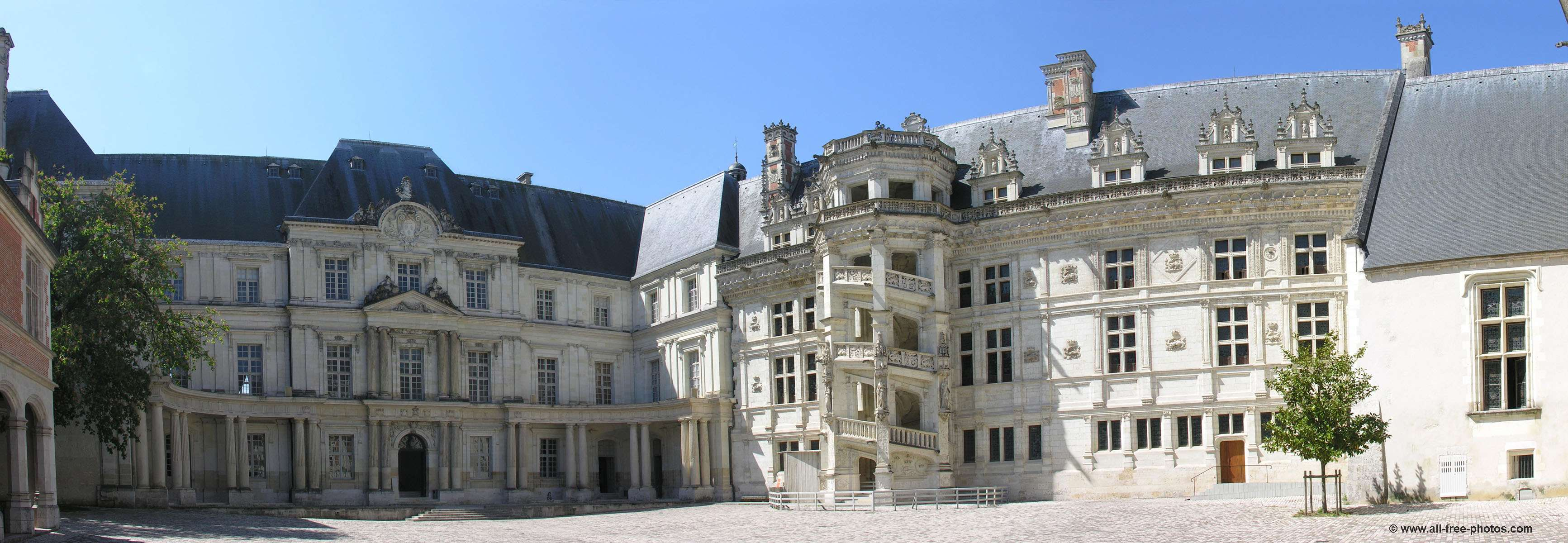 Blois France  city photos : Photo: Castle of Blois France