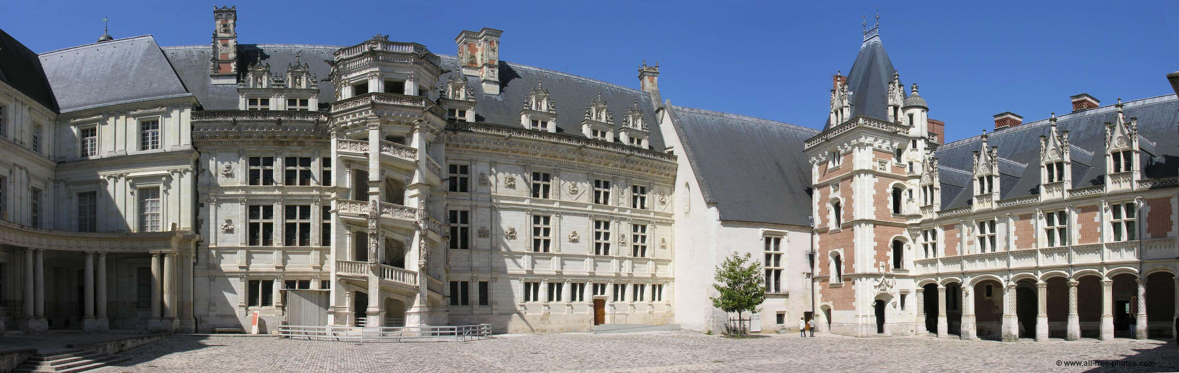 Blois France  city pictures gallery : Photo: Château de Blois France