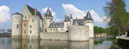 Panoramics: Castle of Sully sur Loire