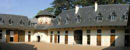 Stables - Castle of Chaumont sur Loire  - France