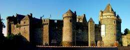 Castle of Vitr� - France
